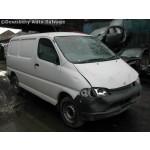 TOYOTA POWERVAN  2400 2000 GREEN Manual Diesel -