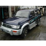 TOYOTA HILUX SURF  3000 1996 GREY Manual Diesel 5Door