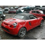 TOYOTA MR2  1800 2003 RED Manual Petrol 2Door