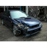 SUBARU IMPREZA  2000 1995 BLACK Manual Turbo Petrol -