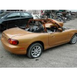 MAZDA MX-5  1800 1999 SILVER Manual Petrol 2Door
