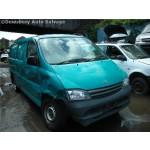 TOYOTA POWERVAN HIACE 2400 2000 SILVER Manual Diesel -