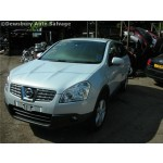 NISSAN QASHQAI BREAKING 1500 2010 SILVER Manual Diesel 5 Door SPARES