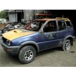 NISSAN TERRANO II SE TOURING 2700 1999 GREEN Manual Diesel -