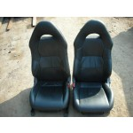 TOYOTA CELICA VVTI LEATHER SEATS INTERIOR WITH DOOR CARDS 1999-ONWARDS.