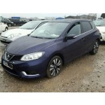 NISSAN PULSAR 1200 CC 5 DOOR HATCHBACK PETROL BREAKING SPARES NOT SALVAGE 2017