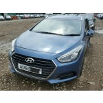 HYUNDAI i40 I40 BNESS BLUE 1700 CC 6 SPEED MANUAL DIESEL ESTATE 2015