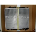 TOYOTA AVENSIS 2000 CC D4D MANUAL RADIATOR 2003-2006