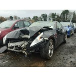 NISSAN 370Z 370 Z 370-Z 3700 CC PETROL BLACK BREAKING SPARES NOT SALVAGE COUPE 2011