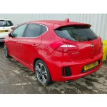 KIA CEED GT LINE ISG 1000 CC 6 SPEED MANUAL PETROL 5 DOOR HATCHBACK BREAKING SPARES NOT SALVAGE 2017