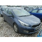 KIA CEED 3 1600 CC 6 SPEED MANUAL DIESEL 5 DOOR HATCHBACK BREAKING SPARES NOT SALVAGE 2012