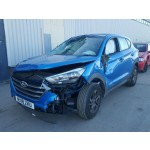 HYUNDAI TUCSON BLUE 1700 CC 6 SPEED MANUAL DIESEL ESTATE 2018