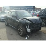 NISSAN JUKE TEKNA CVT AUTOMATIC1600 CC 5 DOOR HATCHBACK 2015 BREAKING SPARES NOT SALVAGE