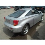 TOYOTA CELICA 16V 1800 2000 SILVER Manual Petrol 3Door