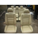 HONDA CIVIC 5 DOOR HATCHBACK LEATHER HEATED SEATS INTERIOR 2006-2011.