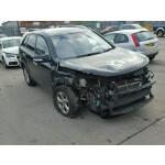 KIA SORENTO KX MPV 2200 CC 6 SPEED BLACK MANUAL DIESEL BREAKING SPARES NOT SALVAGE 2012