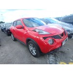 NISSAN JUKE N-CONNECTA DCI 1500 CC 5 DOOR HATCHBACK 2015 BREAKING SPARES NOT SALVAGE