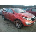 KIA SPORTAGE 1700 CC 6 SPEED MANUAL DIESEL RED BREAKING SPARES NOT SALVAGE 2015