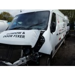 VAUXHALL MOVANO F35 2300 CC DIESEL WHITE BREAKING SPARES NOT SALVAGE PANEL VAN 2015