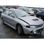 MITSUBISHI LANCER/EVO 2000 CC SILVER  MANUAL PETROL 4 DOOR 2000-2001