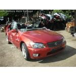 LEXUS IS200 SPORT 2000 2003 SILVER Manual Petrol 4Door