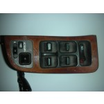 HONDA LEGEND DRIVER SIDE FRONT WINDOW SWITCHES 1993-1994.
