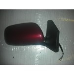 TOYOTA AVENSIS DRIVER SIDE FRONT ELECTRIC DOOR MIRROR 2003-2007.