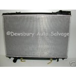 TOYOTA PREVIA MANUAL RADIATOR 1990-1999.
