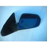 HONDA INTEGRA DC5 PASSENGER SIDE FRONT DOOR MIRROR BLUE 2000-2003.