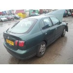 NISSAN PRIMERA  2000 2001 BLUE Manual Diesel -