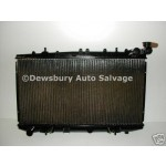 NISSAN PRIMERA 1800 CC MANUAL RADIATOR 1996-2000