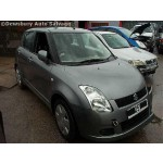 SUZUKI SWIFT  1000 2005 RED Manual Petrol 5 Door