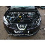 NISSAN QASHQAI 1500CC ENGINE VERY LOW MILEAGE 183 MILES LIKE BRAND NEW