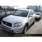 TOYOTA RAV 4 2200 CC MANUAL TURBO DIESEL SILVER 5 DOOR 2009.
