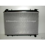 NISSAN CARGO 2300 CC AUTOMATIC RADIATOR 1993-ONWARDS