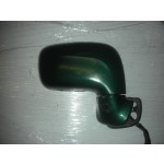 SUZUKI LIANA DRIVER SIDE FRONT ELECTRIC DOOR MIRROR 2002-2006.