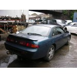 NISSAN 200SX TURBO LEATHER 2000 1997 BLUE Manual Petrol 2Door