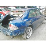 LEXUS IS200 LEATHER 2000 1999 BLUE Auto Petrol -