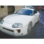 TOYOTA SUPRA 3000 1996 WHITE 2 Door