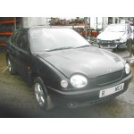 TOYOTA COROLLA CD 1600 1997 SILVER Manual Petrol 5 Door