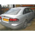 MAZDA 626  2000 1999 SILVER Manual Petrol -