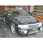 SUBARU IMPREZA  - 1994 SILVER Manual Petrol 4Door