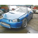 HONDA CRX DELSOL VVTI 1600 1996 BLUE MANUAL Petrol 2 Door
