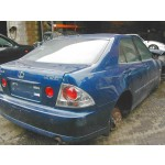 LEXUS IS200 LEATHER 2000 2000 BLUE Manual Petrol -