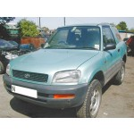 TOYOTA RAV-4  2000 1995 GREY Manual Petrol 5Door