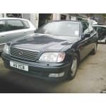 LEXUS LS400  4200 1991 BLACK Manual Petrol 4 Door