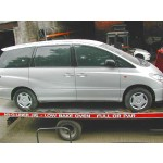 TOYOTA PREVIA  2000 2005 SILVER Manual Turbo Diesel 5Door
