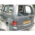 NISSAN SERENA  2300 1995 GREY Manual Diesel -