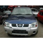 NISSAN NAVARA D22 DI 2500 2004 BLUE Manual - -