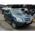 HONDA CR-V  2000 2003 SILVER Manual Petrol 5Door